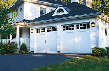 Coachman Garage Door Collection